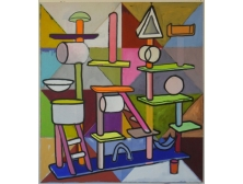 Jonathan Kelly [BA (Hons) Fine Art (Painting)] 2011 Wimbledon