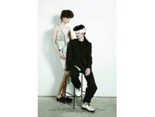 TIMOTHY BOUYEZ-FORGE [— BA (Hons) Fashion Design Technology (Womenswear)] 2012 LCF