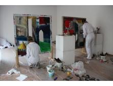 Sarah Knill-Jones [MA Visual Arts (Fine Art)] 2009 Camberwell